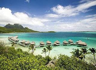 Sofitel Bora Bora Motu Priate Island