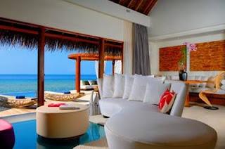 Hoteleria en Maldivas