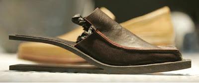 Modified footwear