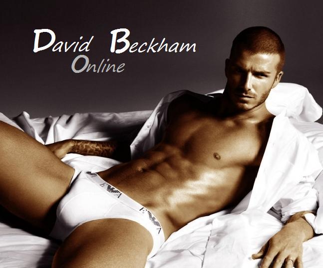 David Beckham, prototipo de lo metrosexual