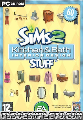 Kitchen & Bath Interior Design Stuff (PC Expansão) Download Completo