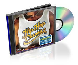Hip Hop The Collection - The Classics 2008