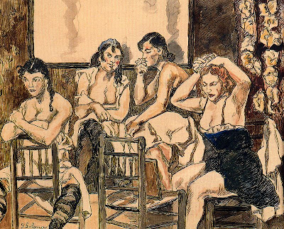 escaparates de prostitutas goya prostitutas