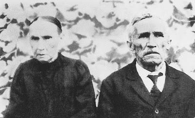 Augusto e Johanna Olm