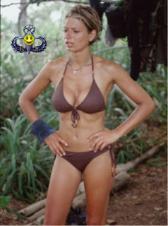 Erin Collins hot survivor Thailand