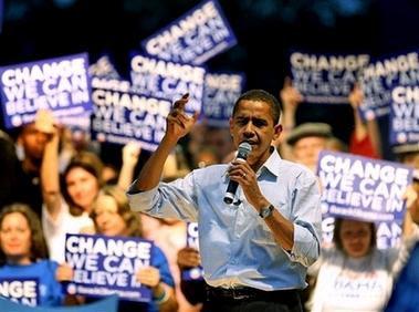 Obama on the Stump