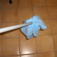 M-J's Home-Made Microfibre Dust-Mop