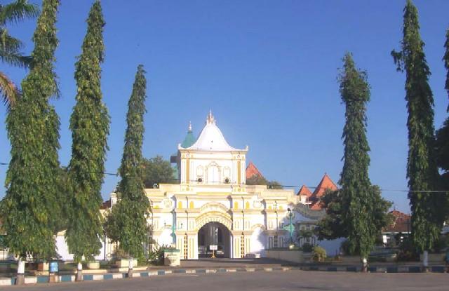Masjid Sumenep, Pulau Madura, Indonesia