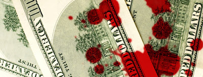 Moveon.org's Blood Drenched Money