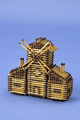 Cara Membuat Rumah Dari Korek Api : membuat, rumah, korek, Membuat, Miniatur, Rumah, Korek, Berbagai