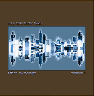 Urban Mythology Volume 1 borito