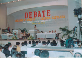 Catholic vs. Iglesia Ni Cristo founded by Felix Y.Manalo