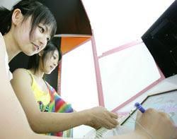 jovens interessam-se cada vez mais em investir de forma profissional nas artes gráficas