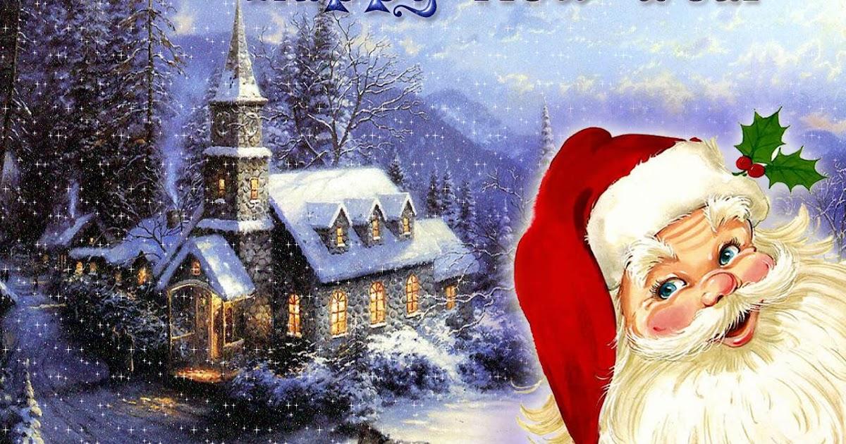 Christmas Cards Free Christmas Wallpaper Desktop 2008