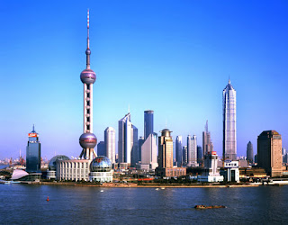 New Shanghai soon to be World financial Capitol?