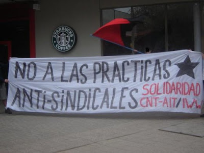 chile starbucks