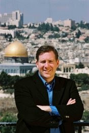 Joel Rosenberg of Joshua Fund
