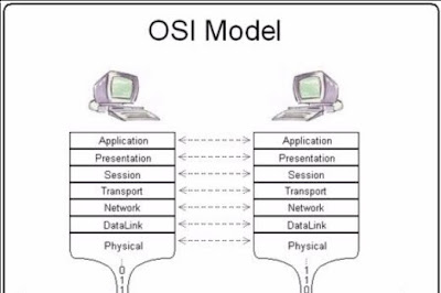 Network Diagram & OSI Reference Model