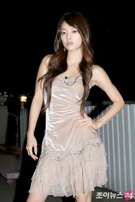 Korean Sexy Hong Soo Ah Photos Celebrities