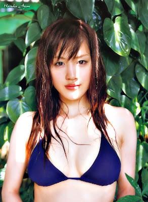 Haruka Ayase Japanese Gravure Idol