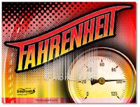 Hersheypark - Fahrenheit Coaster