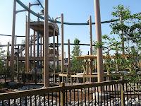 Slippery When Wet Coaster - Hard Rock Park