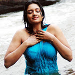 Vimala Raman Bathing