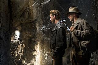 Indiana Jones 4 - Skeleton