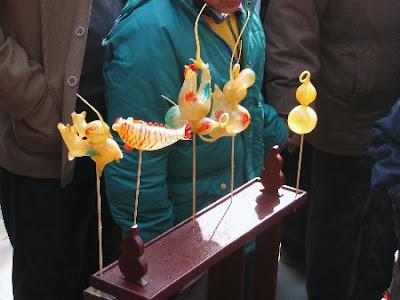 Temple Fair - Sugar Zodiac Animals