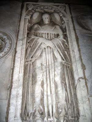 Monuement in St Maria dei Aracoeli