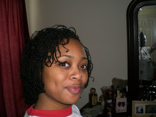 First curls 1