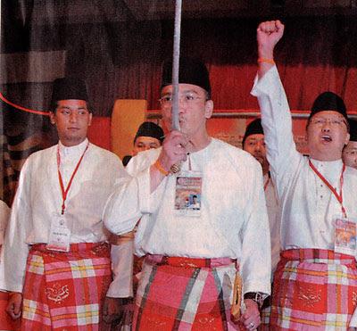 Image result for hishammuddin Umno Racist