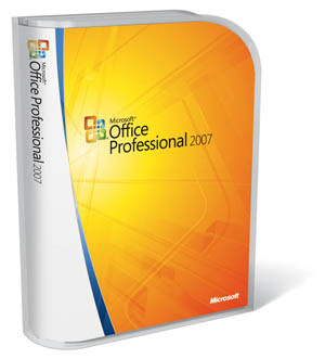 Microsoft Office Professional 2007 released