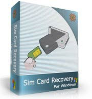 Recover deleted SMS messages, contact numbers from SIM card