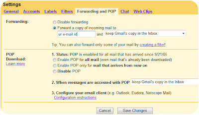 How to access mails of Gmail when your Office blocked the Gmail?