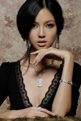Zi Lin Zhang - Miss World 2007