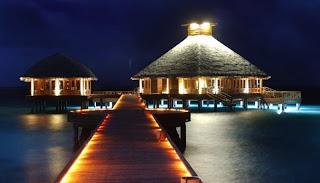 Hotel paradisiaco
