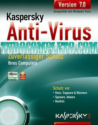 Kaspersky Internet Security 7.0.125 + key até 26/2/2009