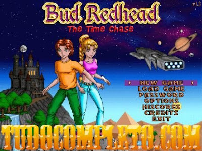 Bud Redhead: The time chase (PC) 7MB
