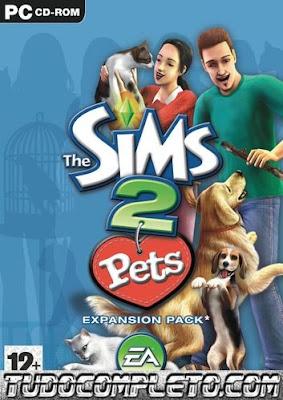 The Sims 2: Pets *Bichos de Estimação* (PC) Download Completo