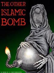 bomba islamica ventre sempre gravido