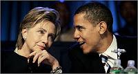 Obama x Hillary