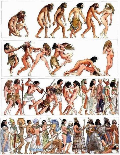 ...documentales de historia antigua y actual...