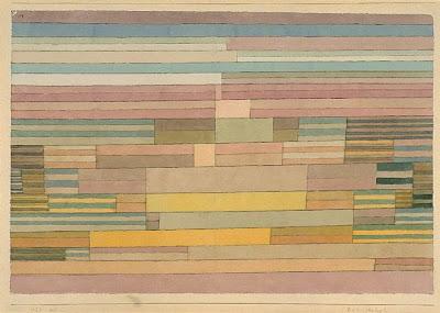 Paul Klee, Su�ça (1879-1940), B. E H. (Oberägypten) 1929, Fine art, aquarell