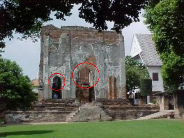 >>Runtuhan Istana Narai atau Hang Tuah di Ayuthia<<