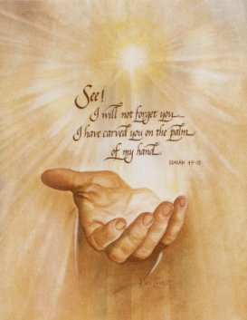 I Will Not Forget You God Jesus Quotes And God Thoughts