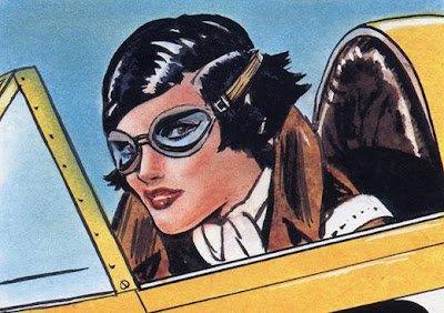 Disegno di Attilio Micheluzzi a cui Napoli Comicon dedica un premio