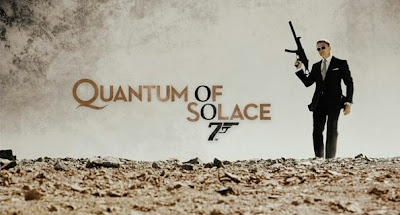James Bond Movie - Quantum Of Solace