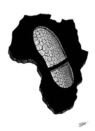The African Colonisation