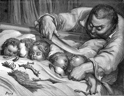 Pulgarcito de Charles Perrault, un cuento violento del siglo XVII (1/6)